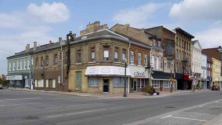 brantford city